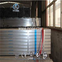 50*100*2.0*5800mmMS PRE-GALVANIZED RECTANGULAR HOLLOW SECTION WEIGHT
