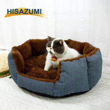 High quality luxury mattress pet bed/round sofa pet dog pad