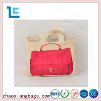 Zhaoxiang customized printed tote canvas bag for women
