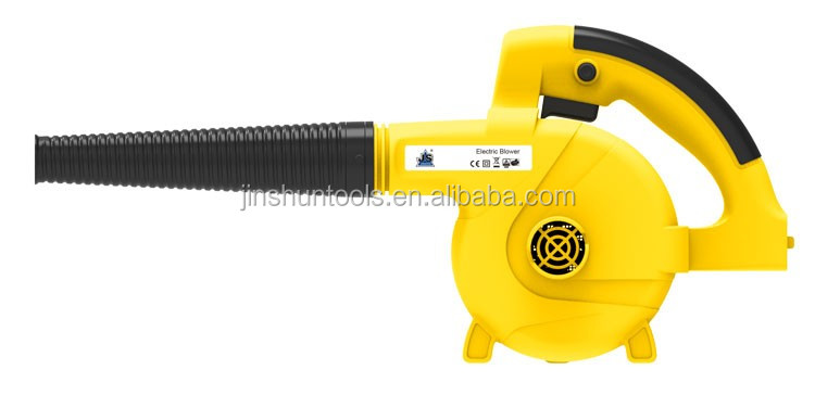 Air Electric Blower Hand Gun for blowing leaf, dust from Jinshun(400W)