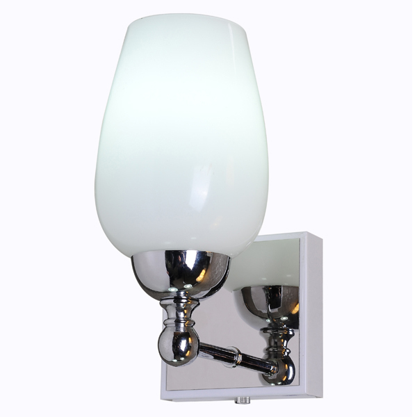 solar energy ball wall lamp hotel project wall lamp glass