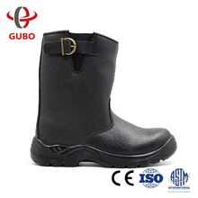 CE certificate anti smashing mining safety boots in stock