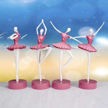 wholesale handmade figurine collectible ballerina souvenir