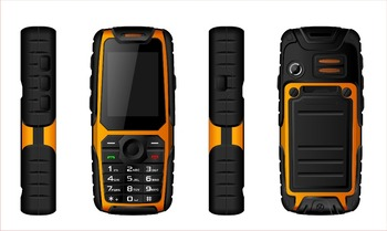 2G Small Size Waterproof Feature Phone