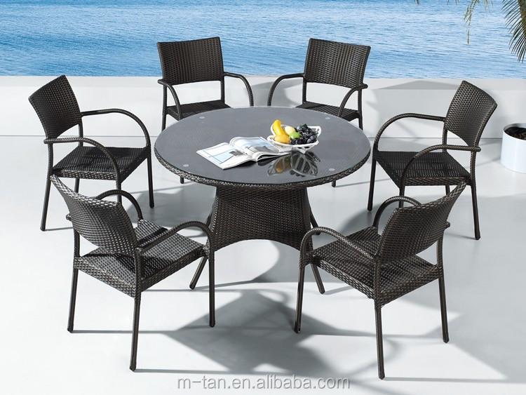 China Modern Leisure Ways Outdoor Garden Furniture Rattan