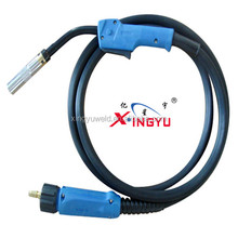 welding welder CO2/MIG welding torch gun with blue color
