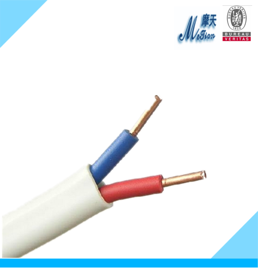 PVC insulated BV copper wiring high quality multicore electrical wire prices BV electircal wire supplies prices
