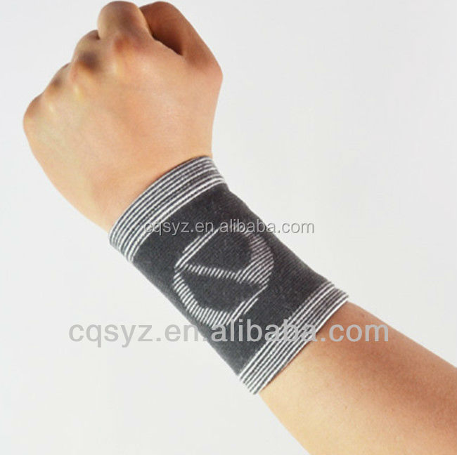Tennis sports bamboo wrist protector