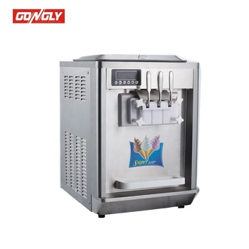 Gongly Commercial fruit ice cream maker for home