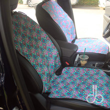 Lilly Floral Car Seat Cover Wholesale Blanks Crown Front Seat Cover Cactus Chair Seat Protector DOM106662