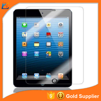 Premium anti glare HD clear scratch resistance screen protector for ipad mini 1 2 3 tempered glass