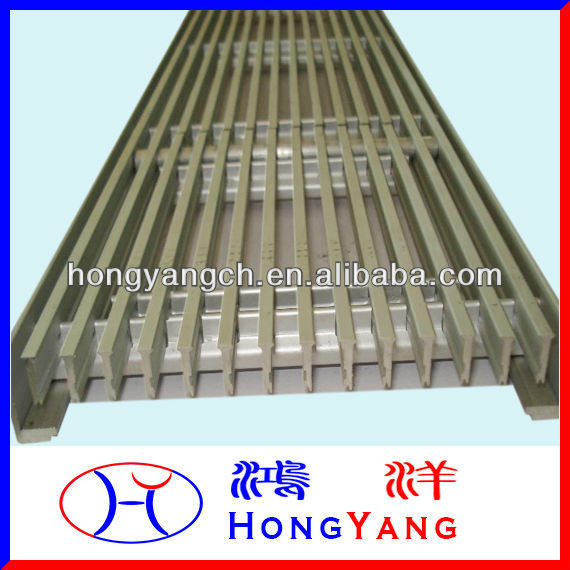 Machine Room Floor Air Grilles