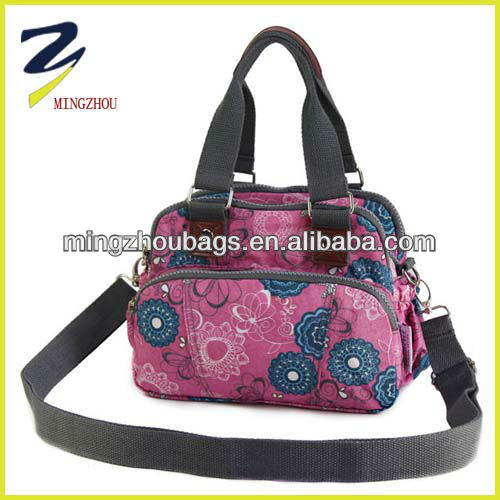 Fashion flower handbag/Ladies shoulder bags