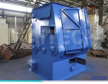 Q3210 Belt Type Industrial Sandblasting Equipment for Casting Parts