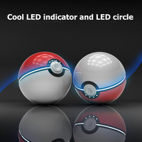 2016 new products pokemon power bank 12000mah