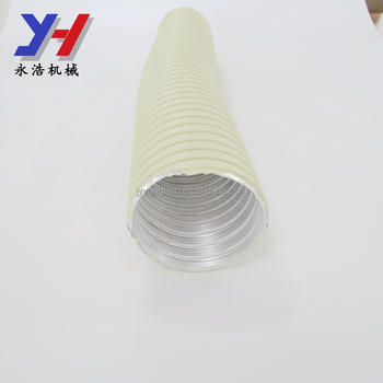 OEM ODM factory manufacture ductwork flexible duct heating ventilation for air conditioning as your drawing
