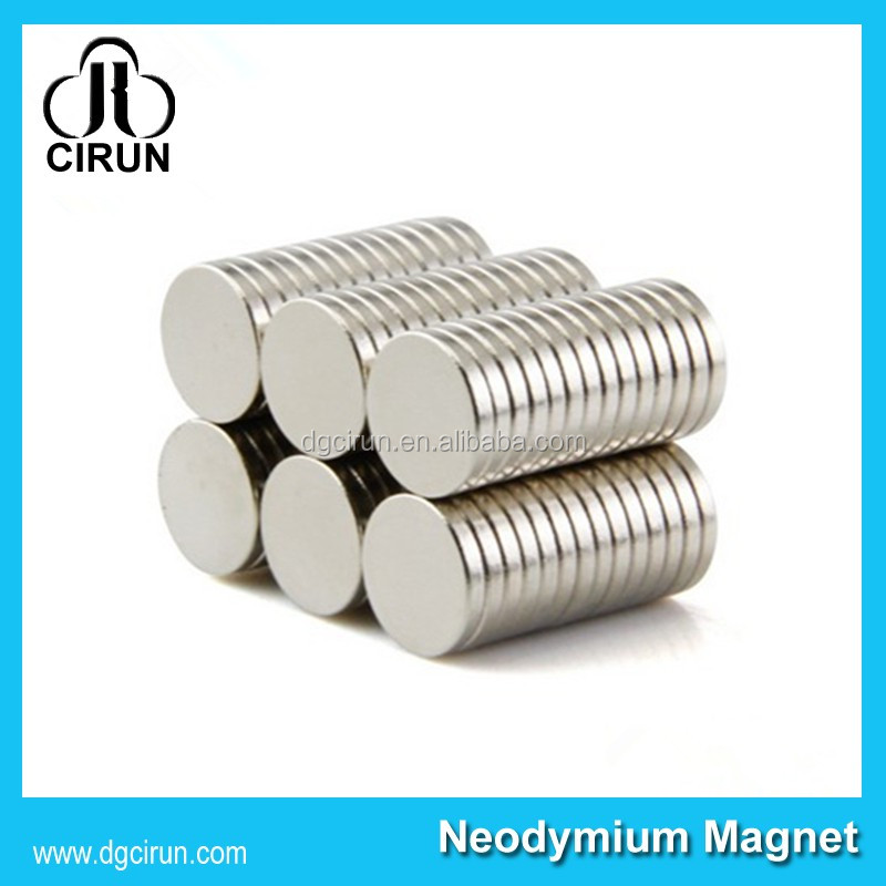 25 x 5mm permanent strong neodymium magnets n35/neodymium magnet motor/n52 neodymium magnet