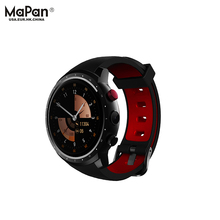 2018 new android smart watch 3G phone GPS watch with camera , bluetooth , GPS , WIFI / MW10B