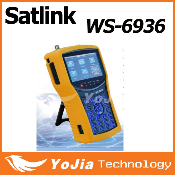 Satlink Finder Meter 6936, Satlink Finder Meter 6936 Suppliers and  Manufacturers at Alibaba.com