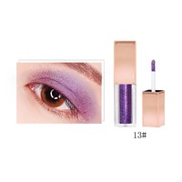 Private Label Vegen Cosmetics Import China High Pigment Waterproof Single Liquid Glitter Eyeshadow