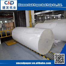Tissue Paper Jumbo Roll For Restaurants/ Jumbo Parent Toilet Tissue