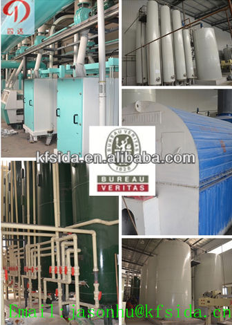 Rice Powder Glucose Syrup Production line&High Technology