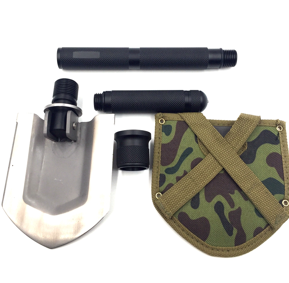 High Quality Multifunction Folding Shovel /survival tool