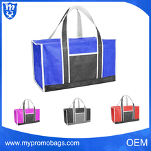 Stylish Nonwoven Hanging Garment Storage Bag Airline cheap travel bag