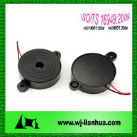 42mm LPB4216SW wire piezo tweeter speakers with 2800hz 12v circuit car alarm buzzer