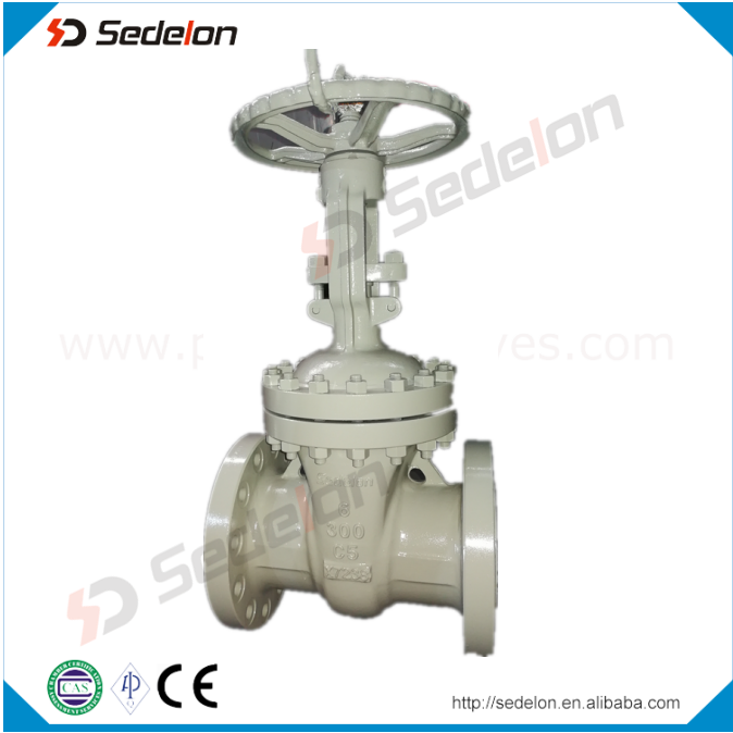 API 600 3 Inch 150LB 300LB C5 Flexible Wedge Handwheel operated Gate Valve Manufacturer