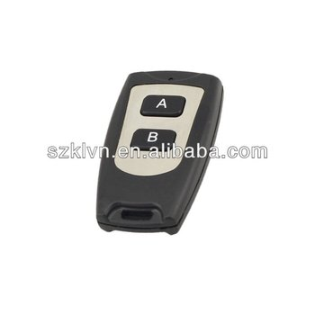 2CH Wireless RF Garage/Car Remote Control Switch KL100-2