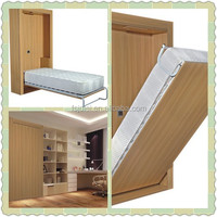 Automatic Vertical Folding Murphy Wall Bed