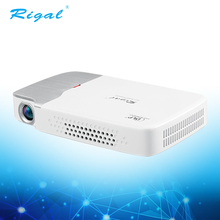 Mini wifi led full hd 3d dlp texas instruments pico wifi projector for android phone