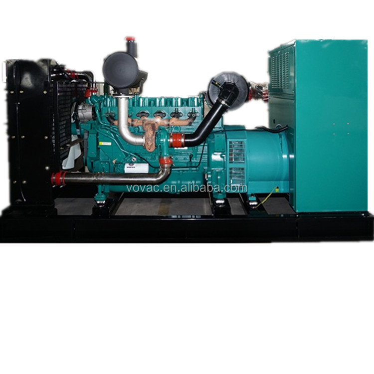 High Quality Open Type Prime Power 250KW Weichai Diesel Generator
