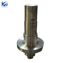 Forging machining drive stainless steel spline shafts with low price