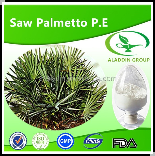 100%Natural High Quality Saw Palmetto Extract/Saw Palmetto Berry Extract Powder/fatty Acid