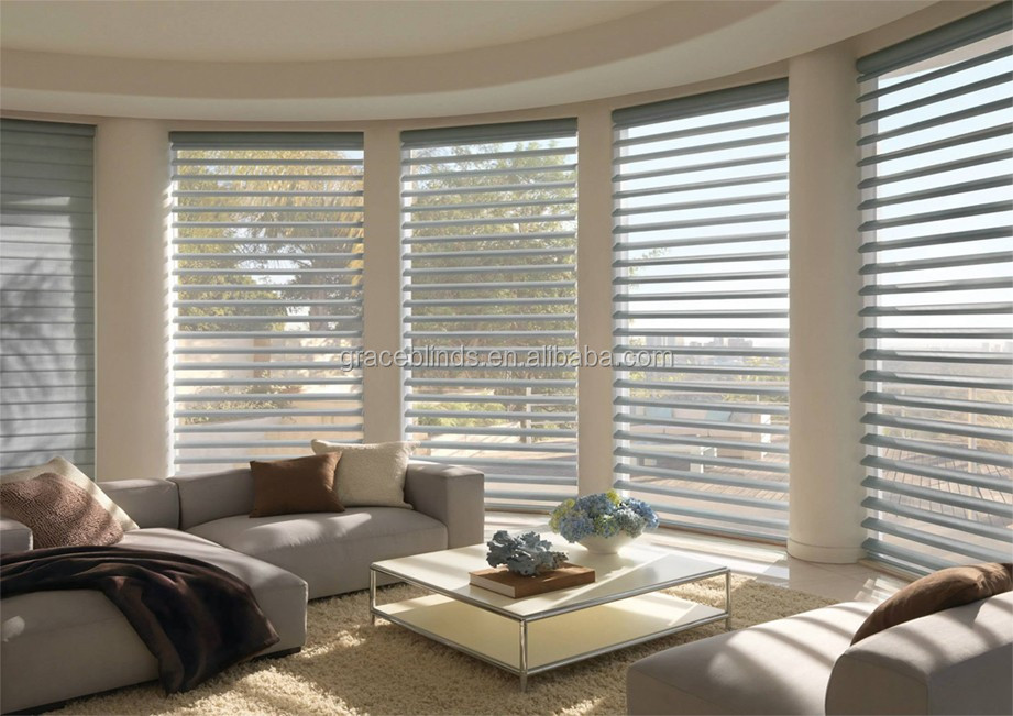 Shangri-la Window Blinds day and night blinds In Beautiful Shape