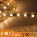 New design patented color music sound high voltage 220v led strip smd5054