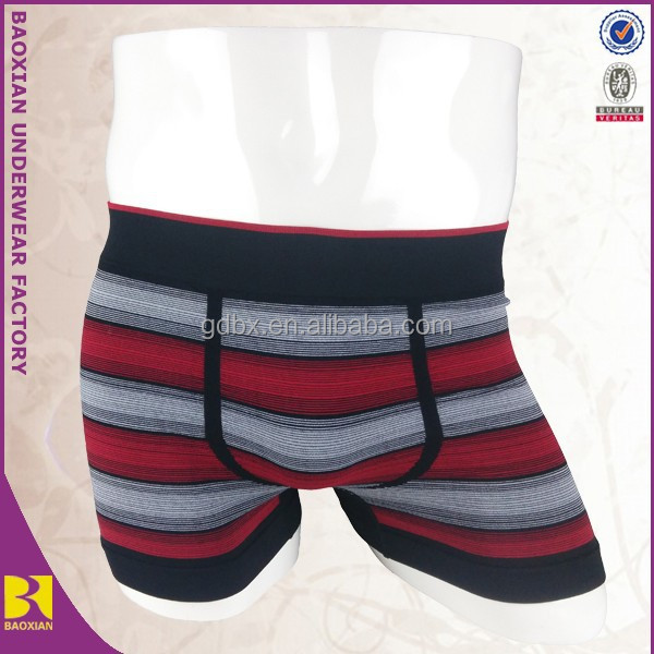 Factory price wholesale mens boxer shorts