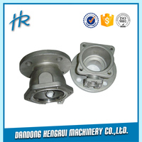 wholesale Aluminum /iron Water Pump Shell Die Casting