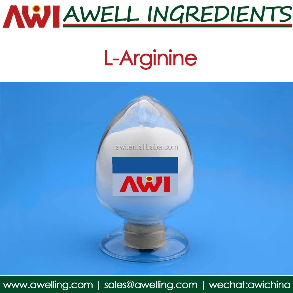 Hot supply L Arginine base/hcl