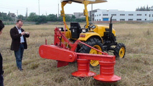 Tractor Drum lawn Mower DM125, DM135, DM165, DM185, 3PL rotary drum mower