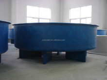 Large FRP fish tank for aquaculture fish tank for
