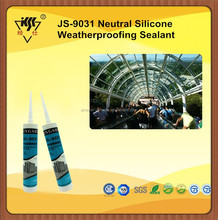 2016 Hot Sale UV Outdoor Glass Adhesive Silicone Sealant