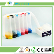 1411 continuous ink supply system, 6 colors ciss for epson Stylus Photo 830u/830/820/810/925