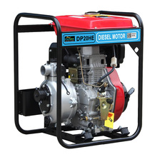 cont. head 55m max suction head 8m 186F engine diesel 2inch high pressurefire water pump