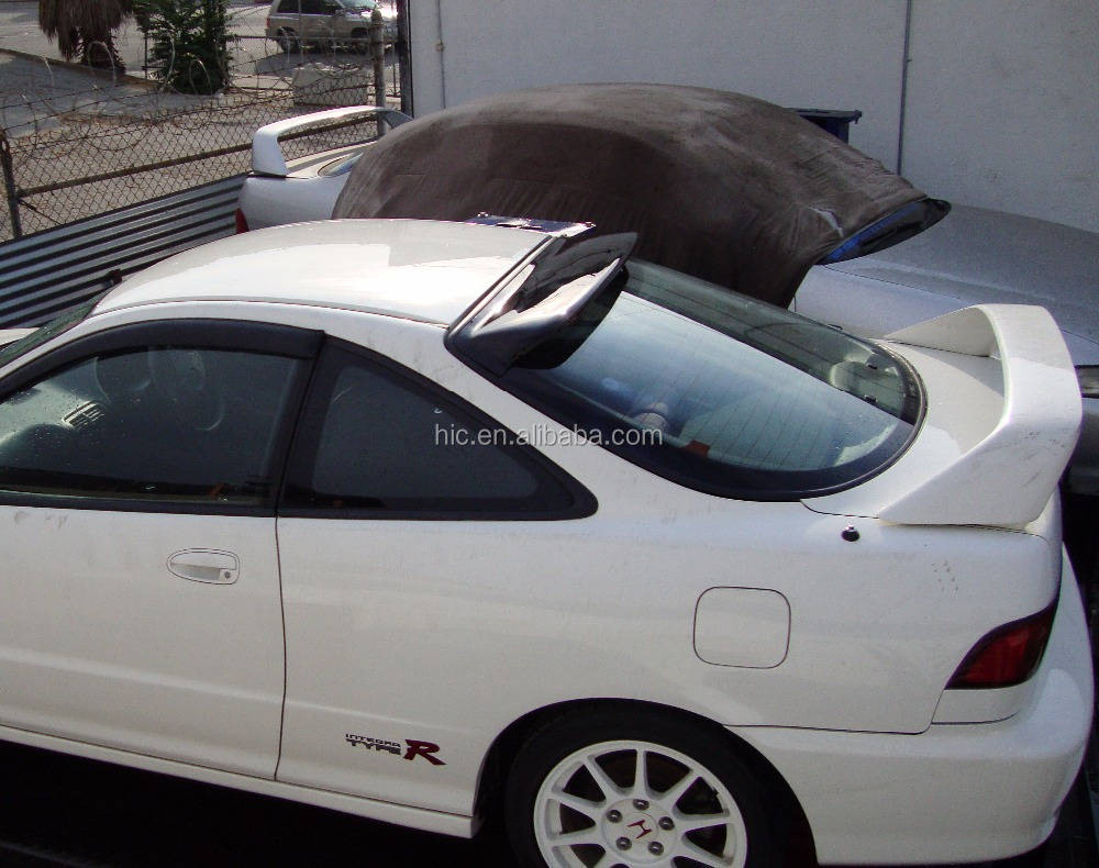 Roof Visor, Rear Window Visor, car accessories for Integra