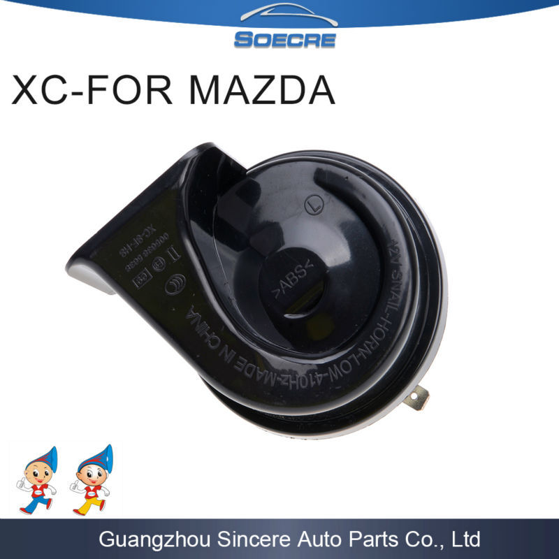 12V Snail Car Electrical Horn For Mazda BT50