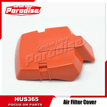 HUS365 Oil Chainsaw Spare Parts Air Filter Cover of Chain saw Parts