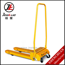 China Hand Pallet Truck Mechanic Lifter 300kg